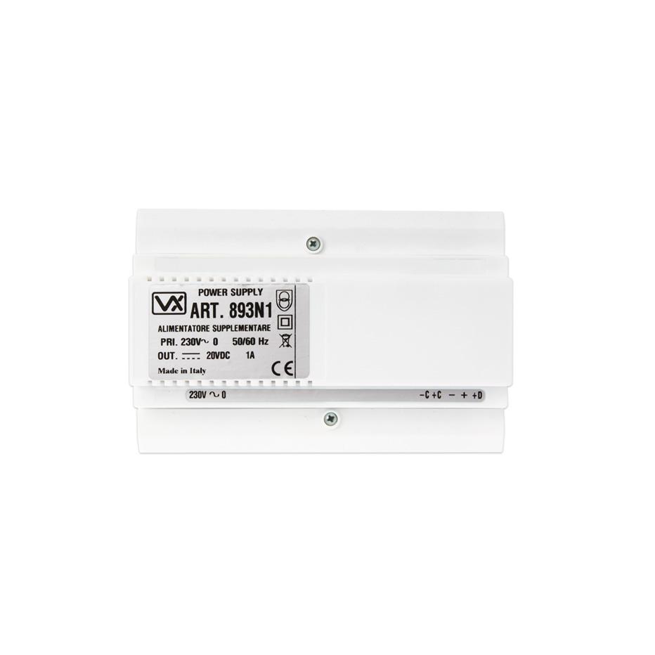 DC Power Supplies - Videx Security