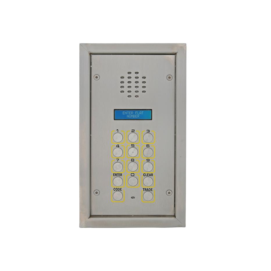 Sp300 Series Digital Door Panel Videx Security Wiring Diagram Next