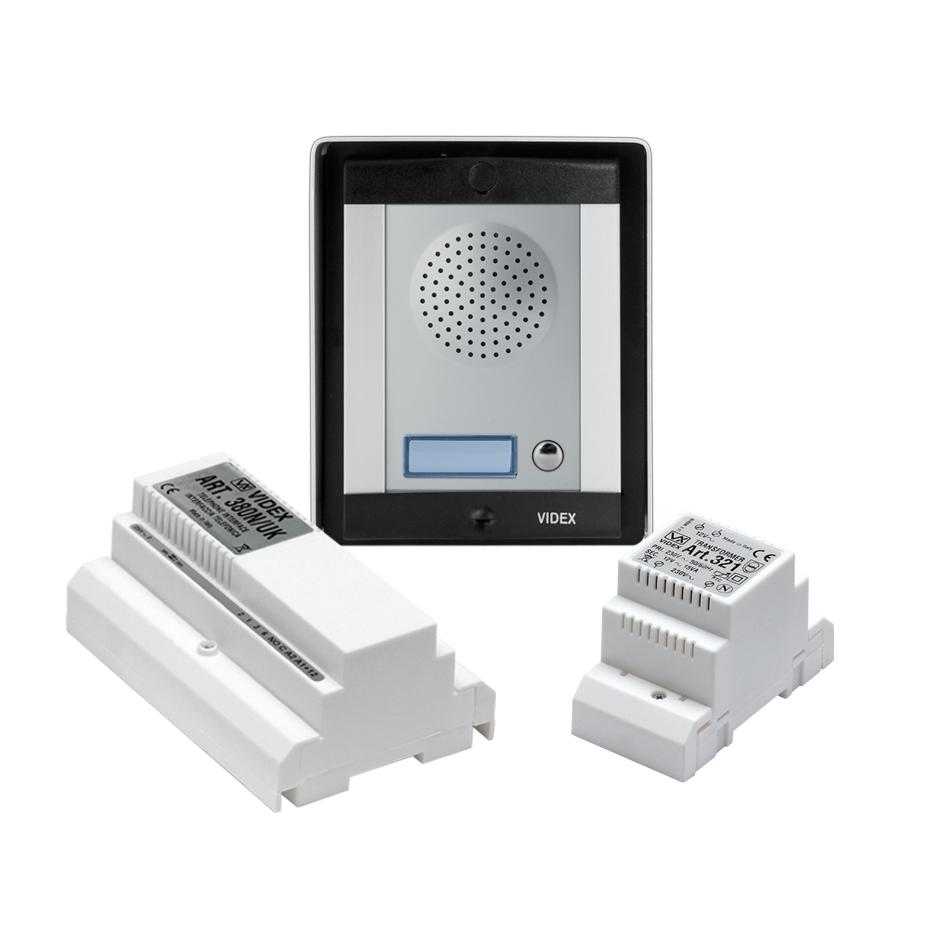 Videx Art 380 Wiring Diagram 8000 Series Telephone Interface Kits Securityrh