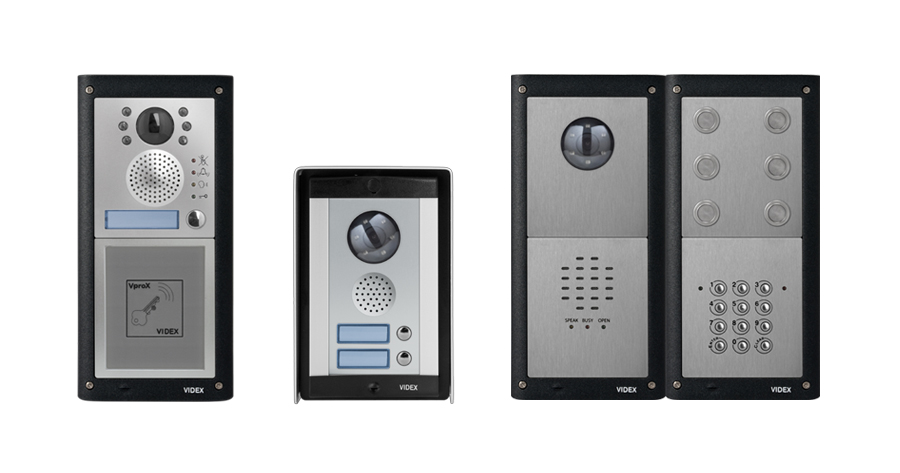 Video Intercom Kits Videx Security
