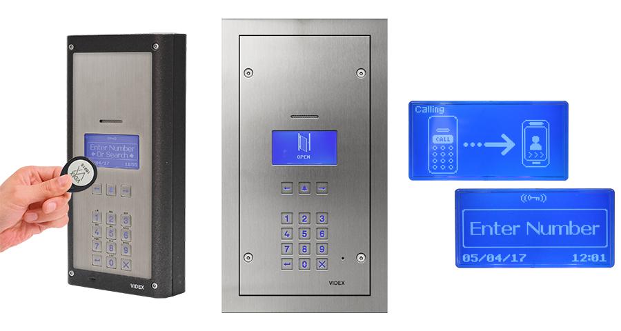 New Digital Gsm System Videx Security