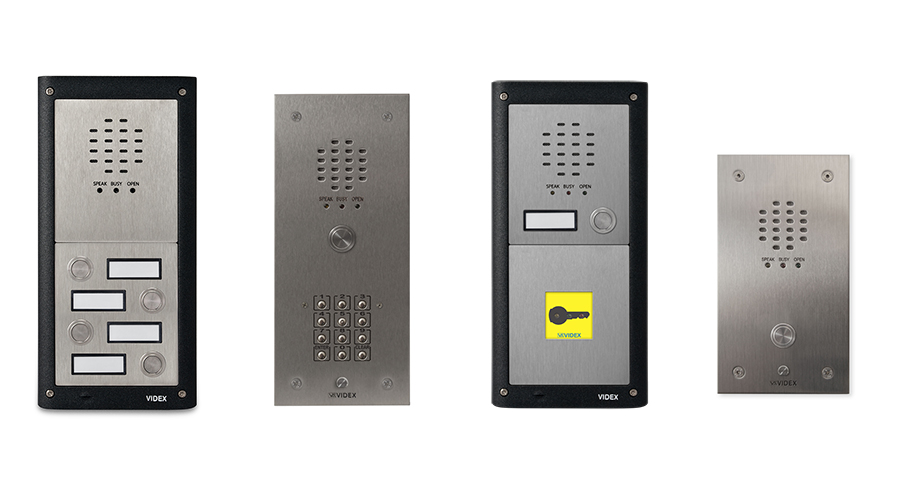 New Vandal Resistant Gsm Range Videx Security