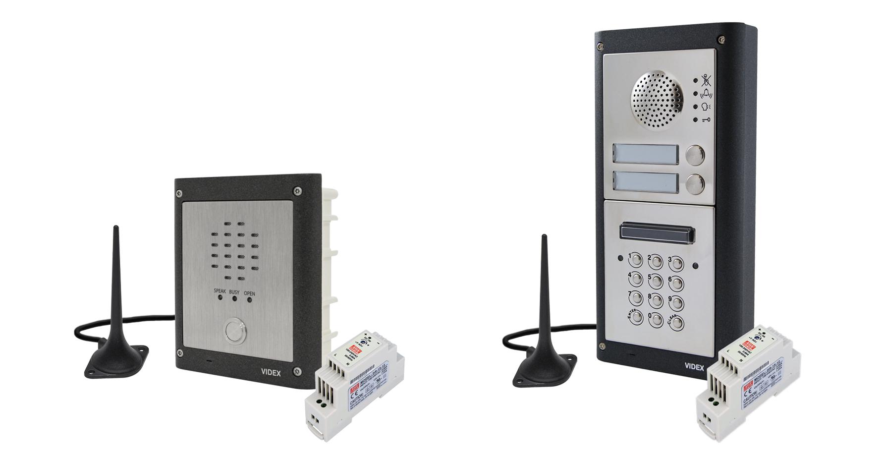 Gsm Intercoms Videx Security