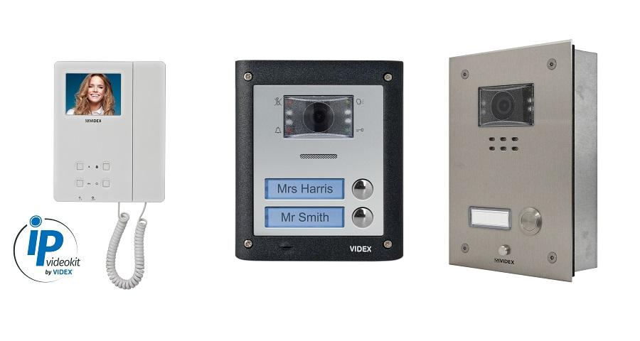 Videx Launch New Ip Intercom Range Videx Security
